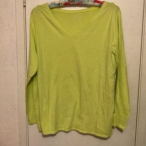 Nice Simple Fun Color Lane Bryant Shirt Size 18/20